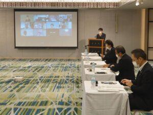 立憲民主党長野県連の常任幹事会
